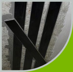 Carbon fibre structural strengthening