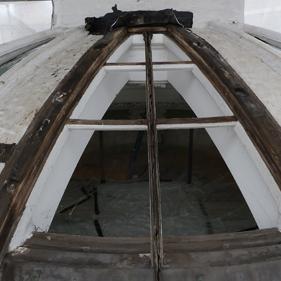 Bespoke individual glass panels
