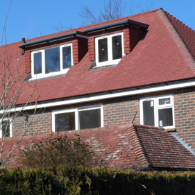 Roof repairs completed