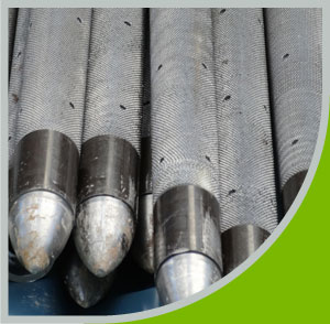 The patented ReFORCE piling lance system distributed exclusively by Stress in the UK