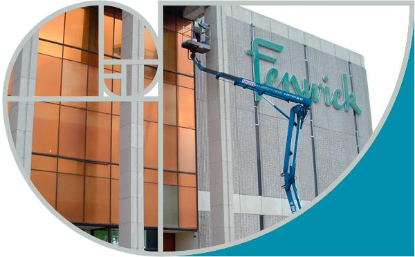 Strengthening and maintenance of commercial buildings